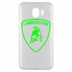 Чохол для Samsung J4 Lamborghini Auto