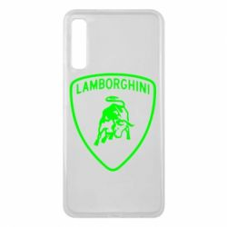 Чохол для Samsung A7 2018 Lamborghini Auto