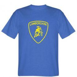 Чоловіча футболка Lamborghini Auto