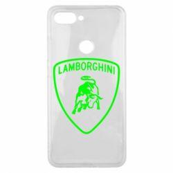 Чохол для Xiaomi Mi8 Lite Lamborghini Auto