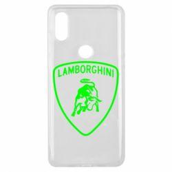 Чохол для Xiaomi Mi Mix 3 Lamborghini Auto