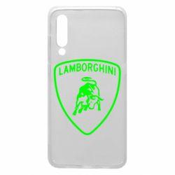 Чохол для Xiaomi Mi9 Lamborghini Auto