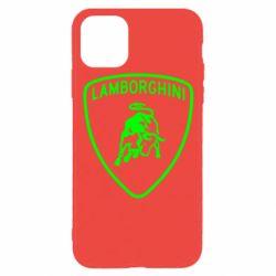 Чохол для iPhone 11 Pro Lamborghini Auto