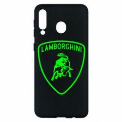 Чохол для Samsung M30 Lamborghini Auto