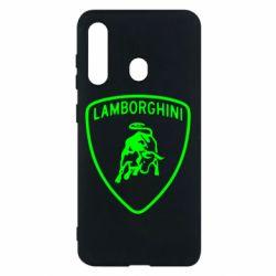 Чохол для Samsung M40 Lamborghini Auto
