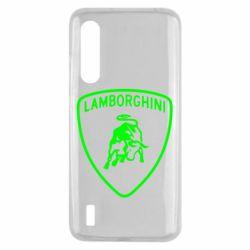 Чохол для Xiaomi Mi9 Lite Lamborghini Auto