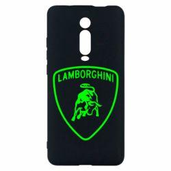 Чохол для Xiaomi Mi9T Lamborghini Auto
