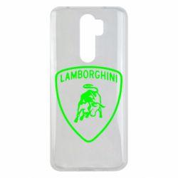 Чохол для Xiaomi Redmi Note 8 Pro Lamborghini Auto