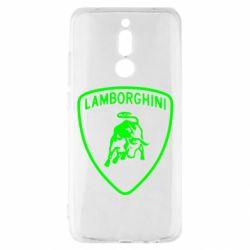 Чохол для Xiaomi Redmi 8 Lamborghini Auto