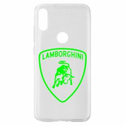 Чохол для Xiaomi Mi Play Lamborghini Auto