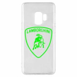 Чохол для Samsung S9 Lamborghini Auto