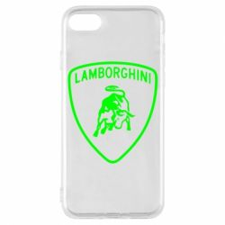 Чехол для iPhone 7 Lamborghini Auto
