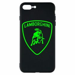 Чехол для iPhone 7 Plus Lamborghini Auto