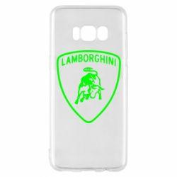 Чохол для Samsung S8 Lamborghini Auto