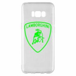 Чохол для Samsung S8+ Lamborghini Auto