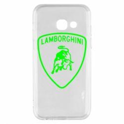 Чохол для Samsung A3 2017 Lamborghini Auto