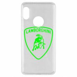 Чохол для Xiaomi Redmi Note 5 Lamborghini Auto