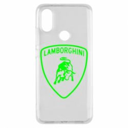 Чохол для Xiaomi Mi A2 Lamborghini Auto