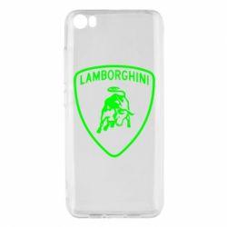 Чохол для Xiaomi Mi5/Mi5 Pro Lamborghini Auto
