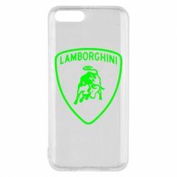 Чохол для Xiaomi Mi6 Lamborghini Auto