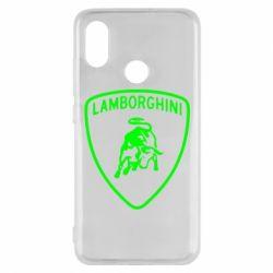 Чохол для Xiaomi Mi8 Lamborghini Auto