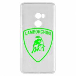 Чохол для Xiaomi Mi Mix 2 Lamborghini Auto