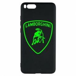 Чохол для Xiaomi Mi Note 3 Lamborghini Auto