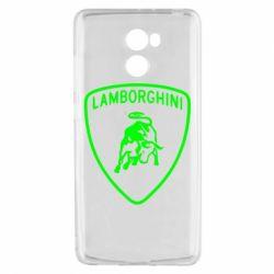 Чохол для Xiaomi Redmi 4 Lamborghini Auto
