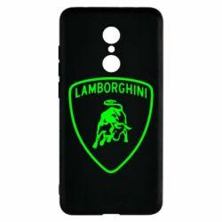 Чохол для Xiaomi Redmi 5 Lamborghini Auto