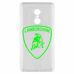 Чохол для Xiaomi Redmi Note 4x Lamborghini Auto