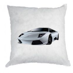 Подушка Lamborghini Car