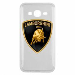 Чохол для Samsung J5 2015 Lamborghini Logo