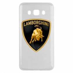 Чохол для Samsung J5 2016 Lamborghini Logo
