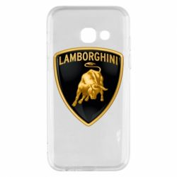 Чохол для Samsung A3 2017 Lamborghini Logo