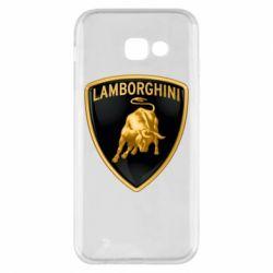 Чохол для Samsung A5 2017 Lamborghini Logo