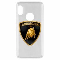 Чохол для Xiaomi Redmi Note 5 Lamborghini Logo