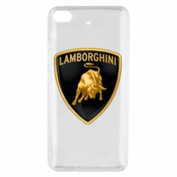 Чохол для Xiaomi Mi 5s Lamborghini Logo