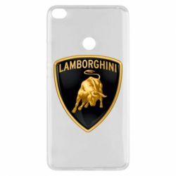 Чохол для Xiaomi Mi Max 2 Lamborghini Logo