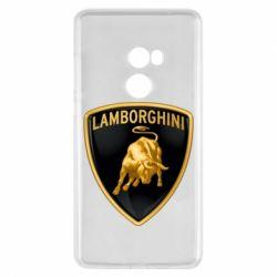 Чохол для Xiaomi Mi Mix 2 Lamborghini Logo