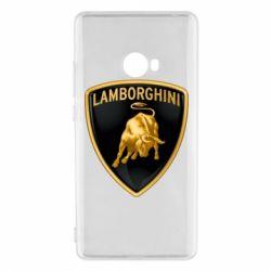 Чохол для Xiaomi Mi Note 2 Lamborghini Logo