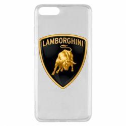 Чохол для Xiaomi Mi Note 3 Lamborghini Logo
