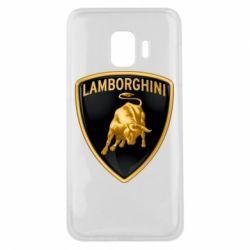 Чохол для Samsung J2 Core Lamborghini Logo