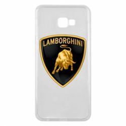 Чохол для Samsung J4 Plus 2018 Lamborghini Logo