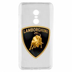 Чохол для Xiaomi Redmi Note 4 Lamborghini Logo