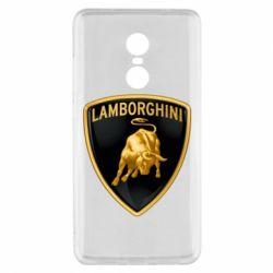Чохол для Xiaomi Redmi Note 4x Lamborghini Logo