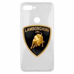 Чохол для Xiaomi Mi8 Lite Lamborghini Logo