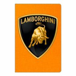 Блокнот А5 Lamborghini Logo