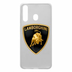 Чохол для Samsung A60 Lamborghini Logo