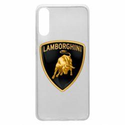 Чохол для Samsung A70 Lamborghini Logo
