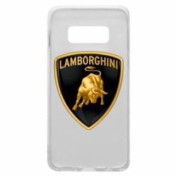 Чохол для Samsung S10e Lamborghini Logo